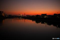黄昏riverⅡ