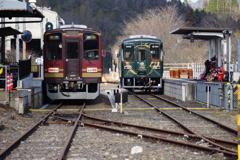 信楽高原鉄道SKR401/SKR311