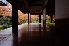 平日の京都