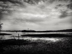 琵琶湖より
