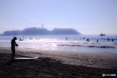 サーフィン日和