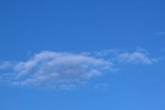 孫悟空が乗ってそうな雲