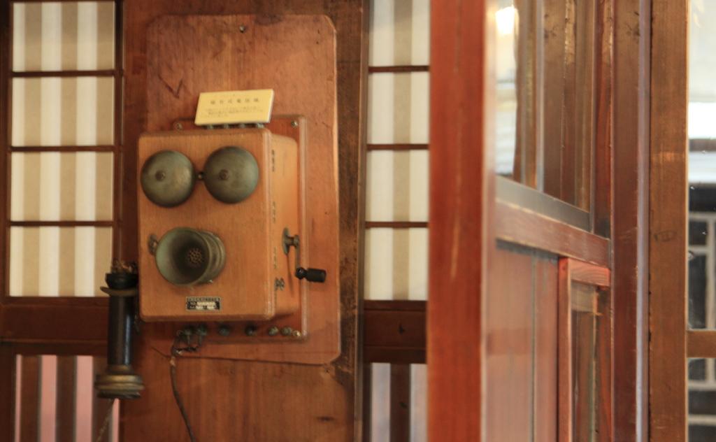 当時の電話機
