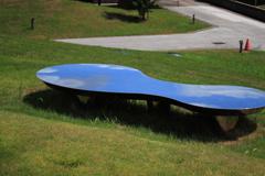 空のテーブル