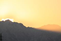 日の出の時