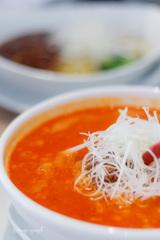 タンタン麺とジャージャン麺