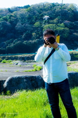 週末カメラマン