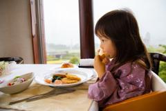 朝は食パンオンリー派