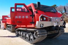 P1110441 全地形走行車レッドサラマンダーその8