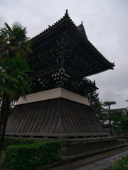 P1100035 相国寺鐘楼その1