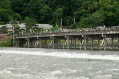 P1020620 渡月橋その2