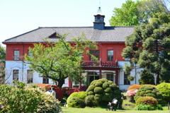旧東京医学校本館(重要文化財)