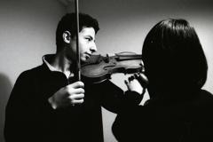 初めてのバイオリン