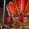 淡路島の室津で行われた祭り