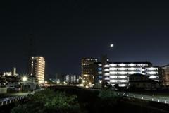 ありふれた夜景