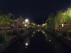 宵闇 倉敷美観地区
