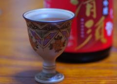 常滑の酒器 @日本酒
