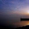穏やかな夕暮れ#2 @奥琵琶湖