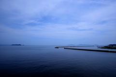 穏やかな海 @三河湾