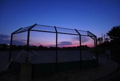 夏の夕暮れ#2 @柿田公園