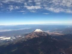すっぴん 富士山