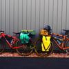 旅人たちの自転車