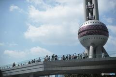 In Shanghai 上海の日常 定番の観光地