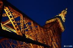 東京スナップ_10 東京タワー