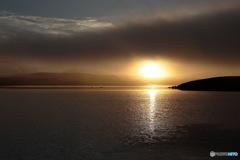 In Scotland シェトランド諸島 sunrise