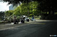 東京スナップ_17 日比谷公園