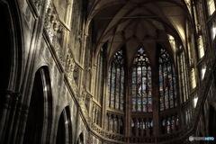 In Czech チェコの日常 聖ヴィート大聖堂