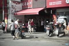 In Shanghai 日常の朝