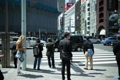 東京スナップ_1 印象的な彼女13