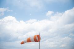 日本の日常 北北東の風