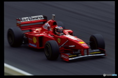 1997_F1 日本GP Michael Schumacher