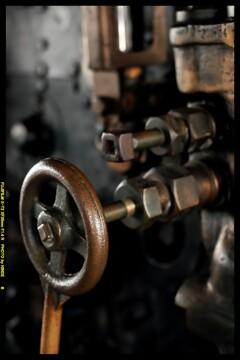 栄光の蒸気機関車D51724⑩