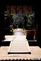 群馬赤城福増寺の秋④