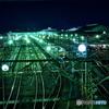 新前橋駅の夜景⑤