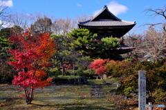 群馬赤城福増寺の秋⑦