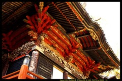 秋の榛名神社にて⑨