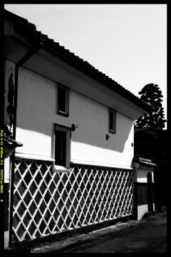 前橋の旧前原村の蔵②