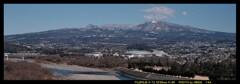 雪景色の赤城山