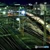 新前橋駅の夜景③