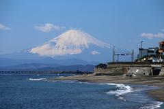 七里ガ浜散策