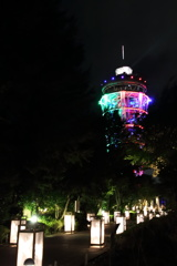 江の島Night