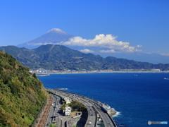 富士山 ② 201123