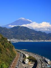 富士山 ① 201123
