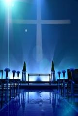 海の教会..°ʚ✞ɞ°