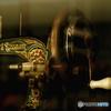 Beautiful sewing machine