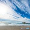 今朝の室蘭イタンキ浜
